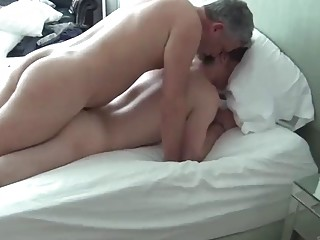 Daddy loves breeding his boy's delicious ass