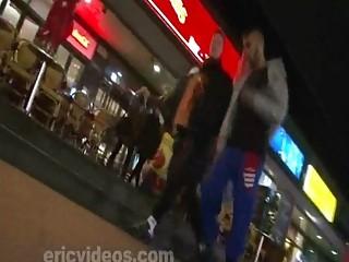 Bareback pleasure in German anal play on cam