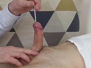 My boyfriend caught me masturbating and he punished me
