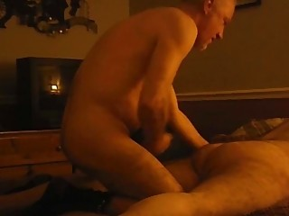 Older guys from Craigslist meet up for a dirty hookup